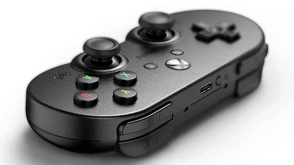 El nuevo mando de Xbox de 8BitDo está diseñado para móviles