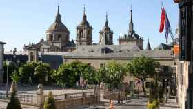 San Lorenzo del Escorial.
