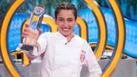 Ana, ganadora de 'Masterchef 8'.