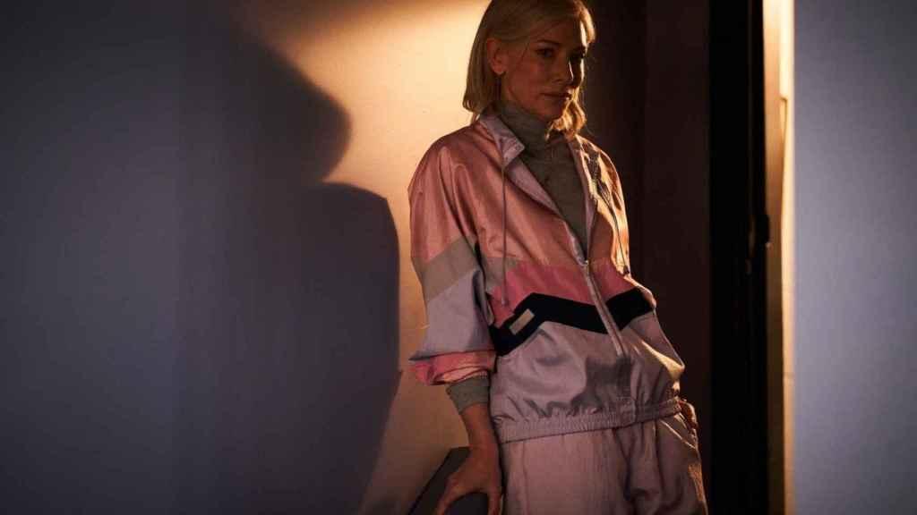 Cate Blanchett en Desplazados.