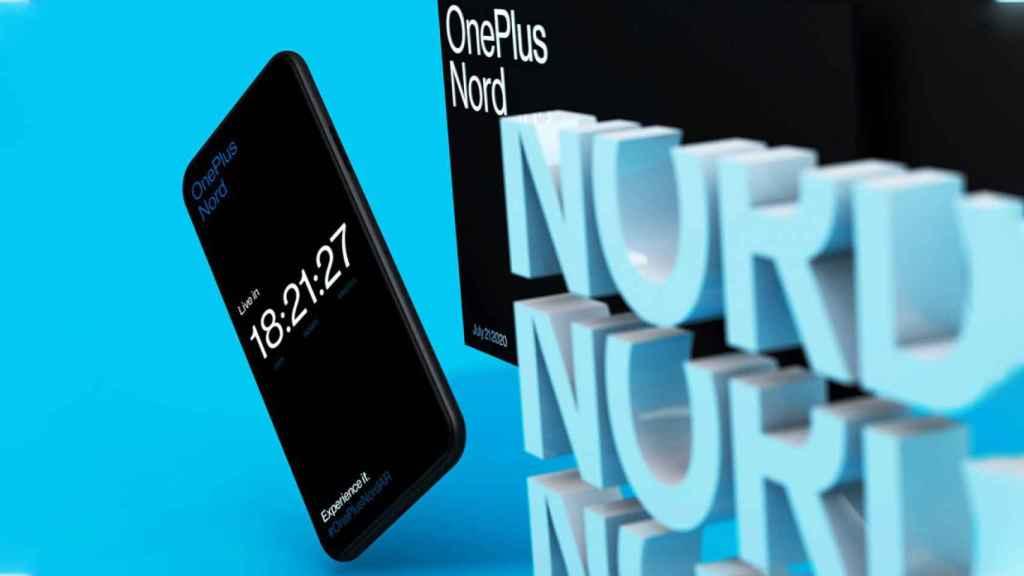 Es oficial: el OnePlus Nord se presentará el 21 de julio