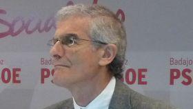 José Manuel Freire, diputado del PSOE en la Asamblea de Madrid.