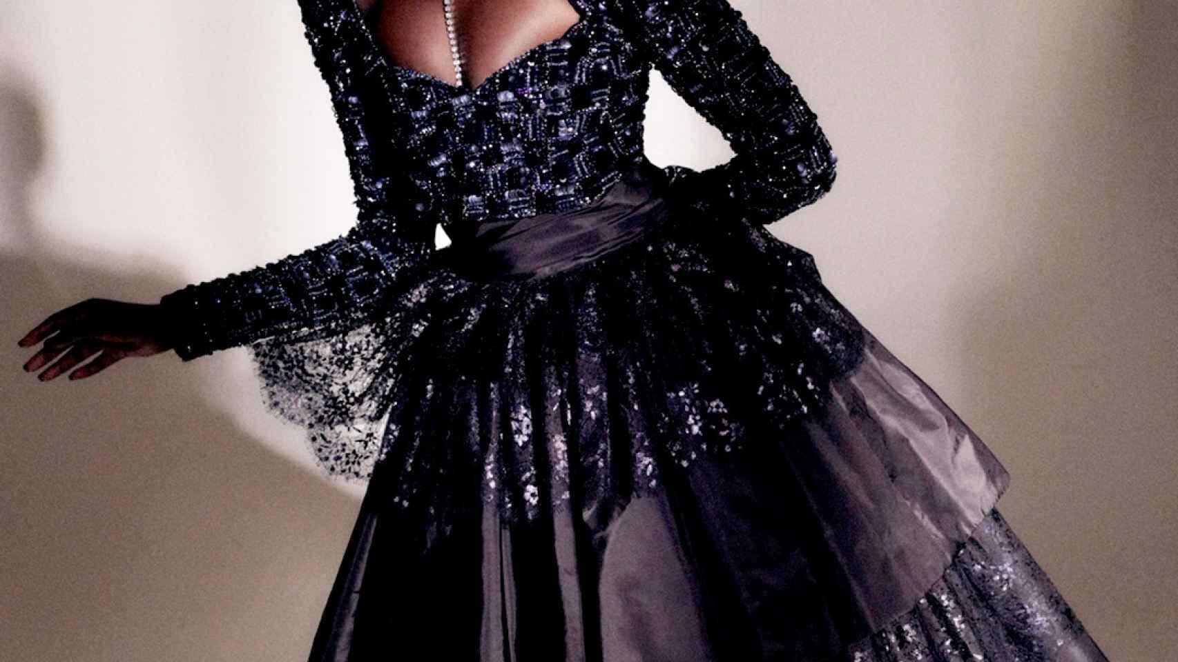 Chanel muestra su nueva colección de Alta Costura.