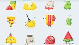 WhatsApp se actualiza con cuatro nuevos packs de stickers animados