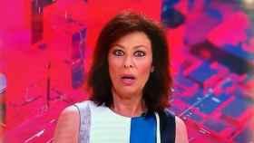 Beatriz Pérez Aranda y uno de sus momentos en directo que tanto dan que hablar, en esta ocasión cuando daba una noticia relacionada con Castilla-La Mancha