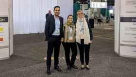 El equipo de la empresa de Mallorca Numat Medtech.