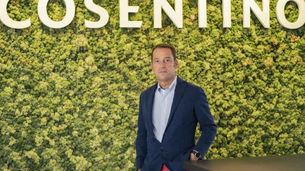 Francisco Robles, nuevo vicepresidente global de People de Cosentino