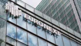 Sede de Euronext en París.
