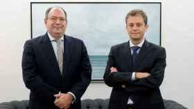 Rafael Valera y Julián Pascual, socios de Buy & Hold.