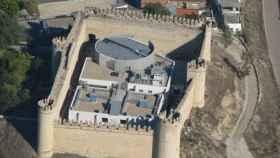 El castillo de la Vela, a la venta por 5,9 millones de euros.