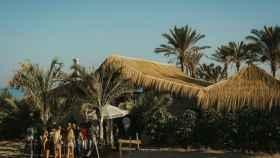 La discoteca Playa Padre, en Marbella.