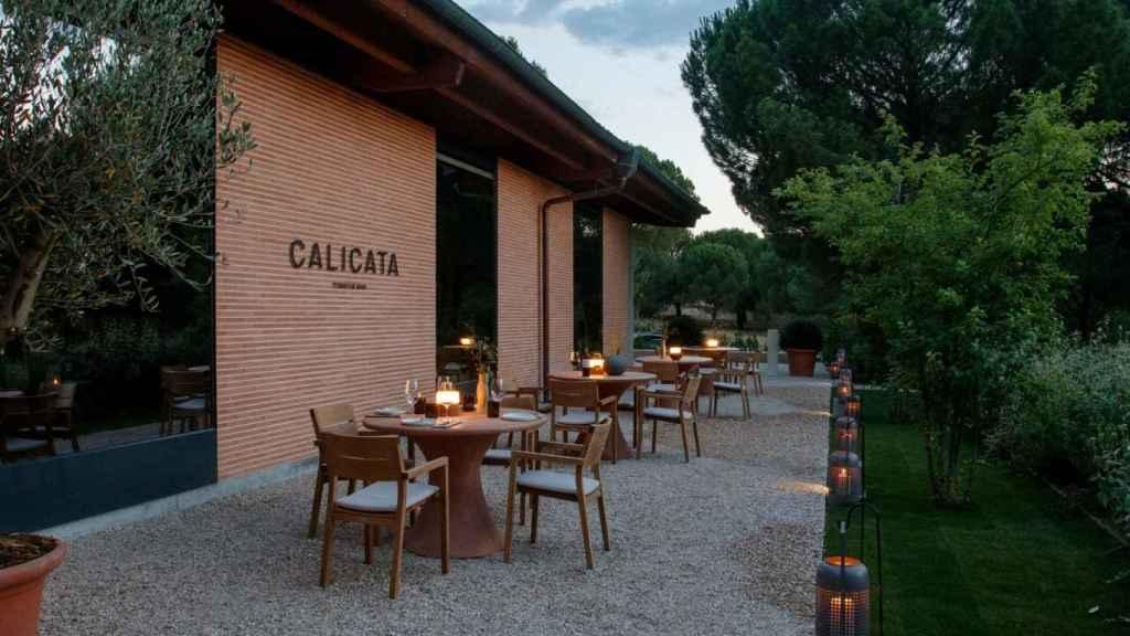 CALICATA Terroir Bar Abadia Retuerta Le Domaine 2020