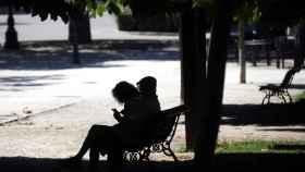 El Retiro y ocho parques de Madrid, cerrados  al activarse la alerta roja por altas temperaturas y viento