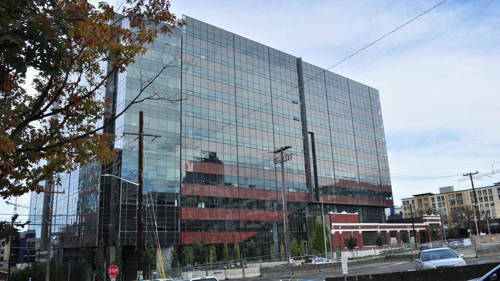 Los principales edificios de Amancio Ortega