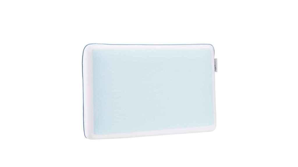 Almohada de enfriamiento de espuma con memoria de gel