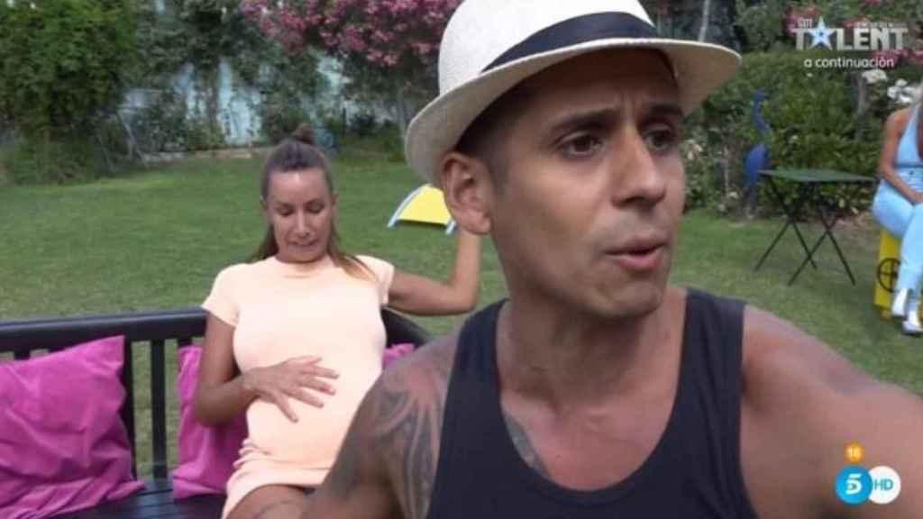 La pareja ha confirmado en 'La casa fuerte' que están en buscando tener un bebé.