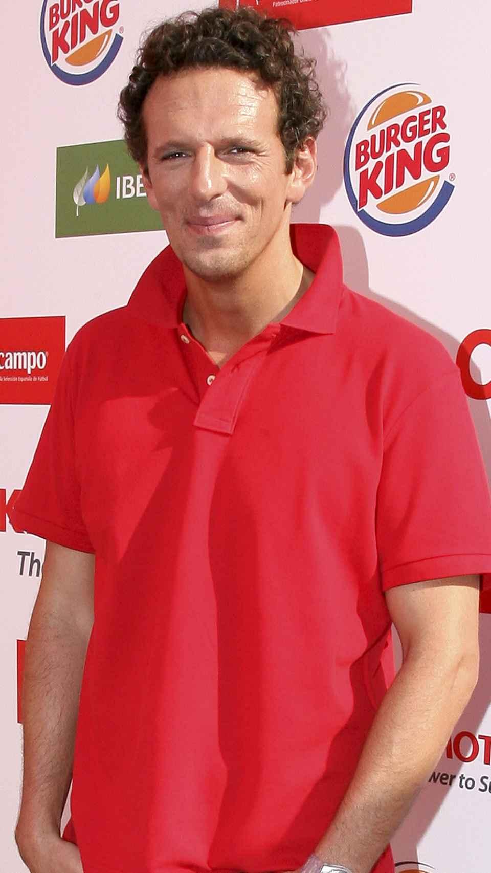 Joaquín en una imagen tomada en 2008.