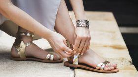 10 trucos para estrenar sandalias sin dolor