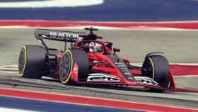 Prototipo de los nuevos coches de la F1 a partir de 2022