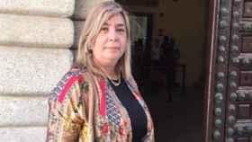 María Ángeles Ramos, concejala de VOX en el ayuntamiento de Toledo