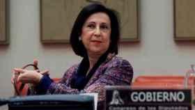 La ministra de Defensa, Margarita Robles.