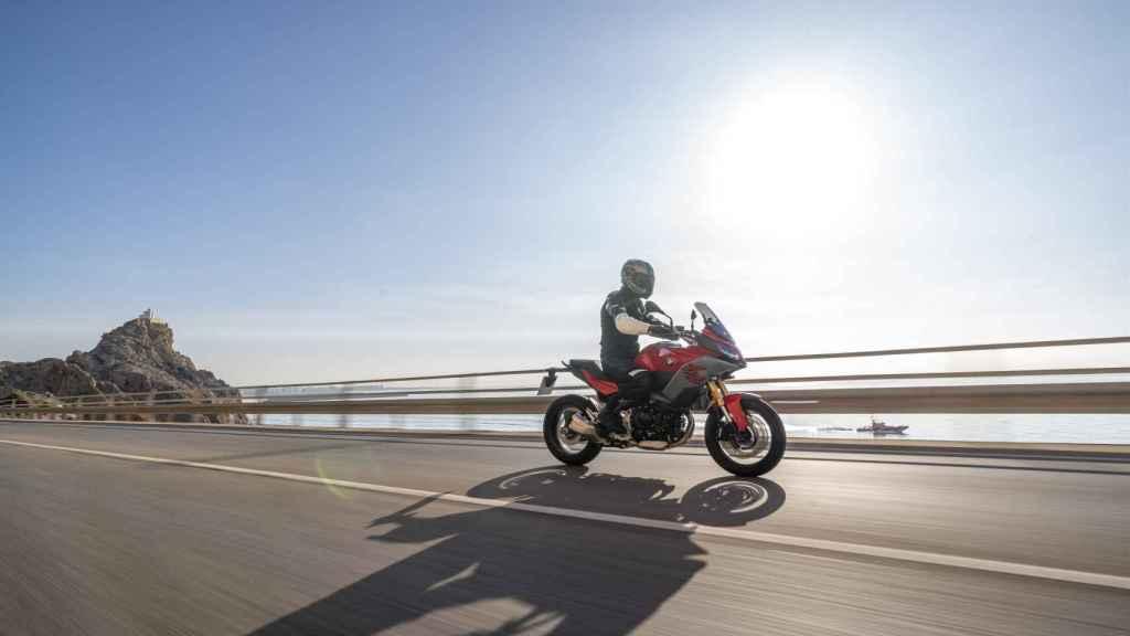 BMW Motorrad aumenta un 9,8% sus ventas mundiales a pesar del Covid-19