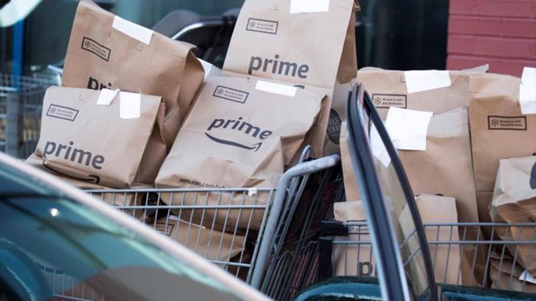 'Prime Now' de Amazon llega a Sevilla