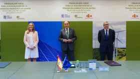Iberdrola suscribe financiación con el BEI y el ICO por 800 millones para 20 proyectos de más de 2.000 MW