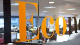 Logotipo de El Economista en una imagen de archivo.