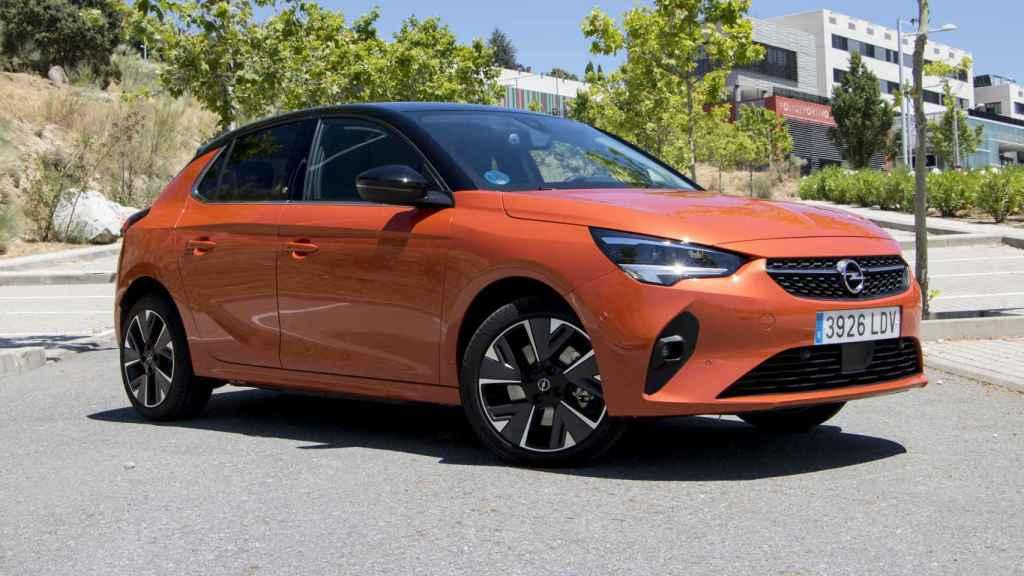 Unidad probada del nuevo Opel Corsa-e.