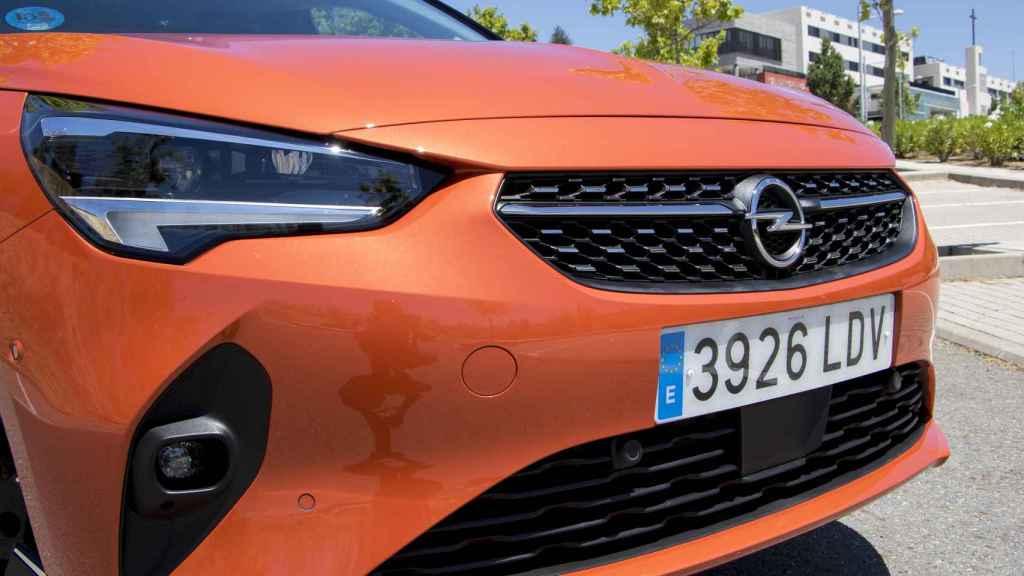 El Opel Corsa-e Cuenta con un motor de 136 CV.