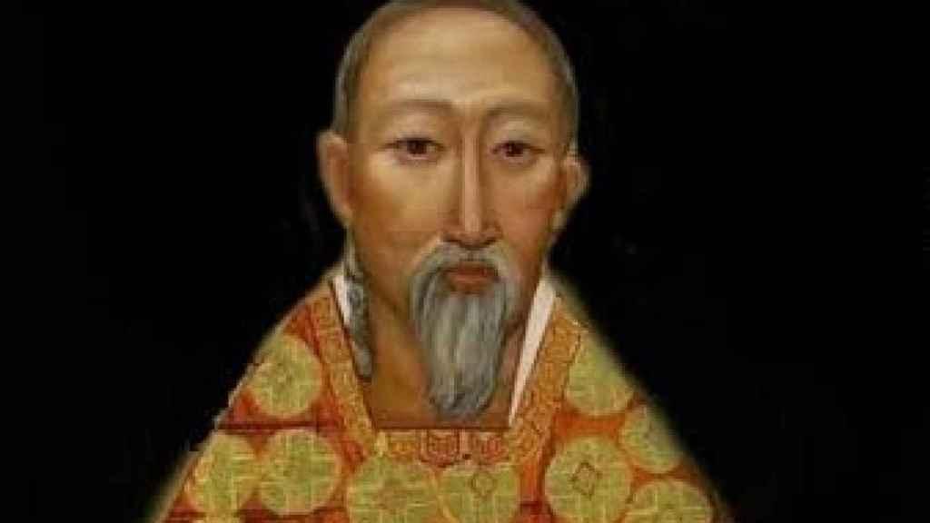 San Agustín Zhao Rong