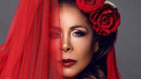 Isabel Pantoja en la imagen promocional de su nuevo 'single'.