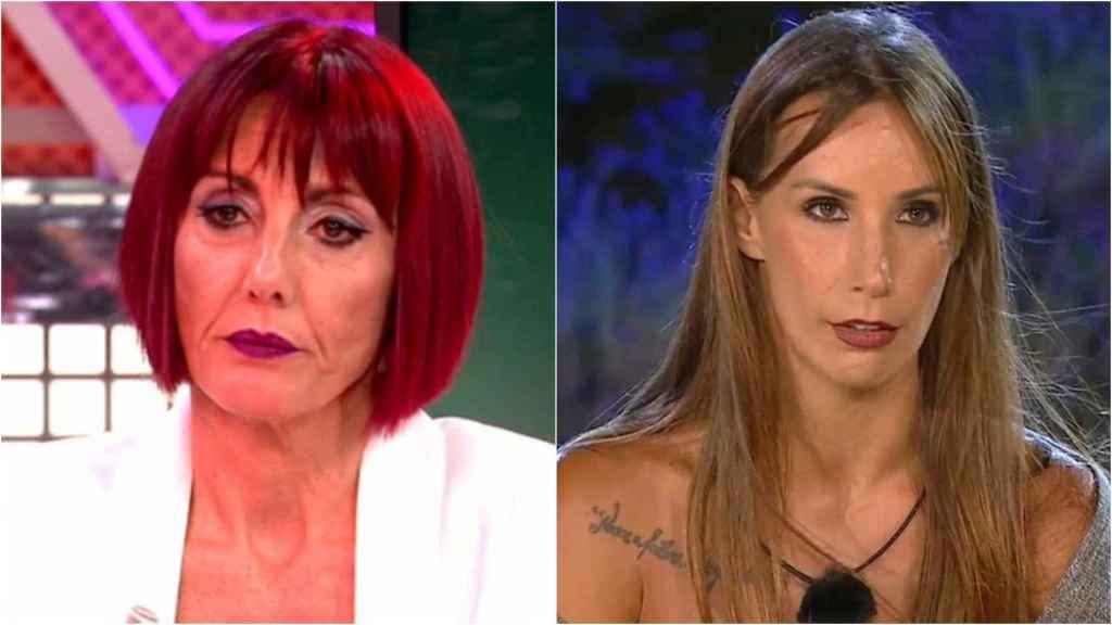 Raquel y Fani Carbajo.