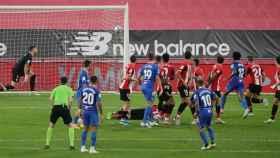 Gol de Banega en el Athletic - Sevilla de la jornada 35 de La Liga