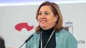 Rosa Ana Rodríguez, consejera de Educación de la JCCM