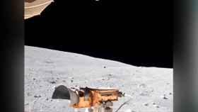 Secuencia del Apolo 16.