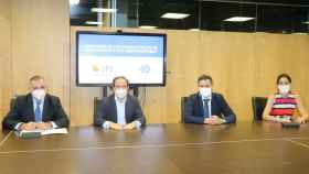Naturgy y el Ayuntamiento de Madrid desarrollarán la electrificación del transporte público