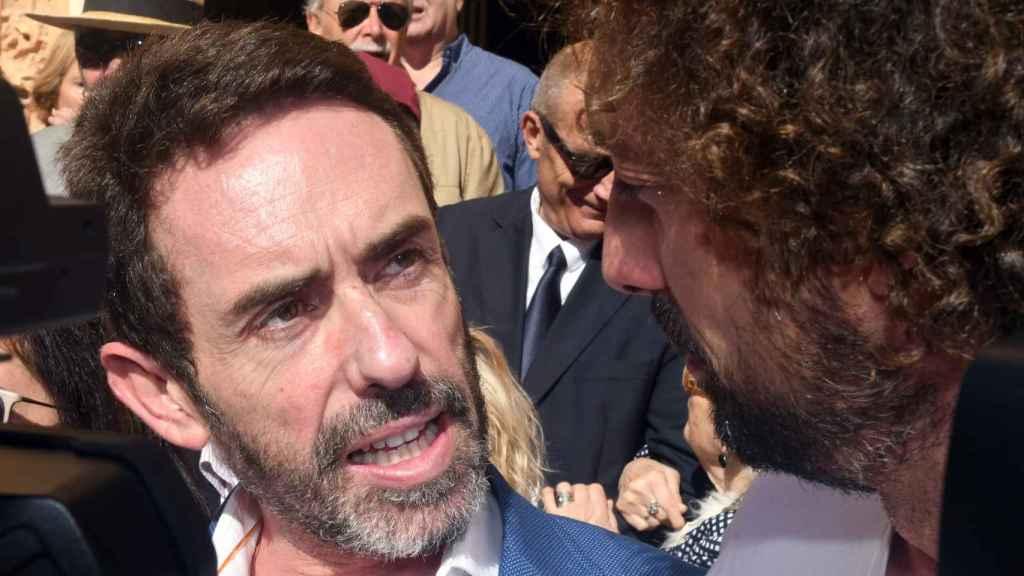Jesús Manuel reconoce estar molesto con la actuación del Ministerio de Justicia.