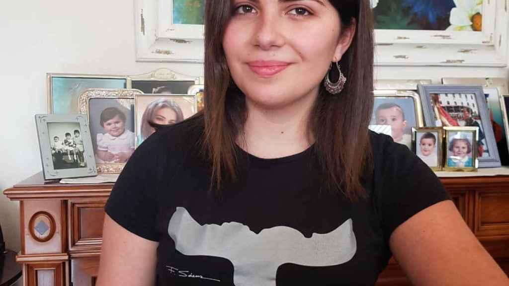 Esther Zamora cursa segundo de Física y Matemáticas.