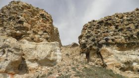 Ruinas del castillo de Carpio-Bernardo.