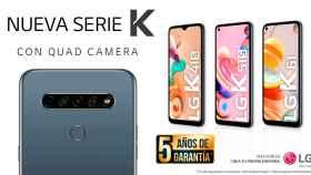 El LG K31 filtrado: así será el próximo móvil barato de LG