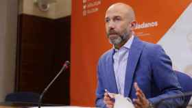 David Muñoz, diputado regional de Ciudadanos