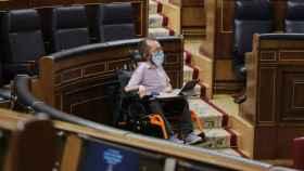 Pablo Echenique en el Congreso