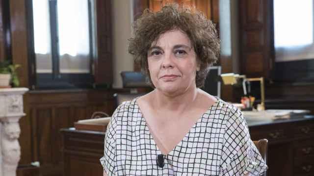 Gloria Elizo, vicepresidenta tercera del Gobierno.