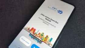 App de EMT Smart Bus Madrid.