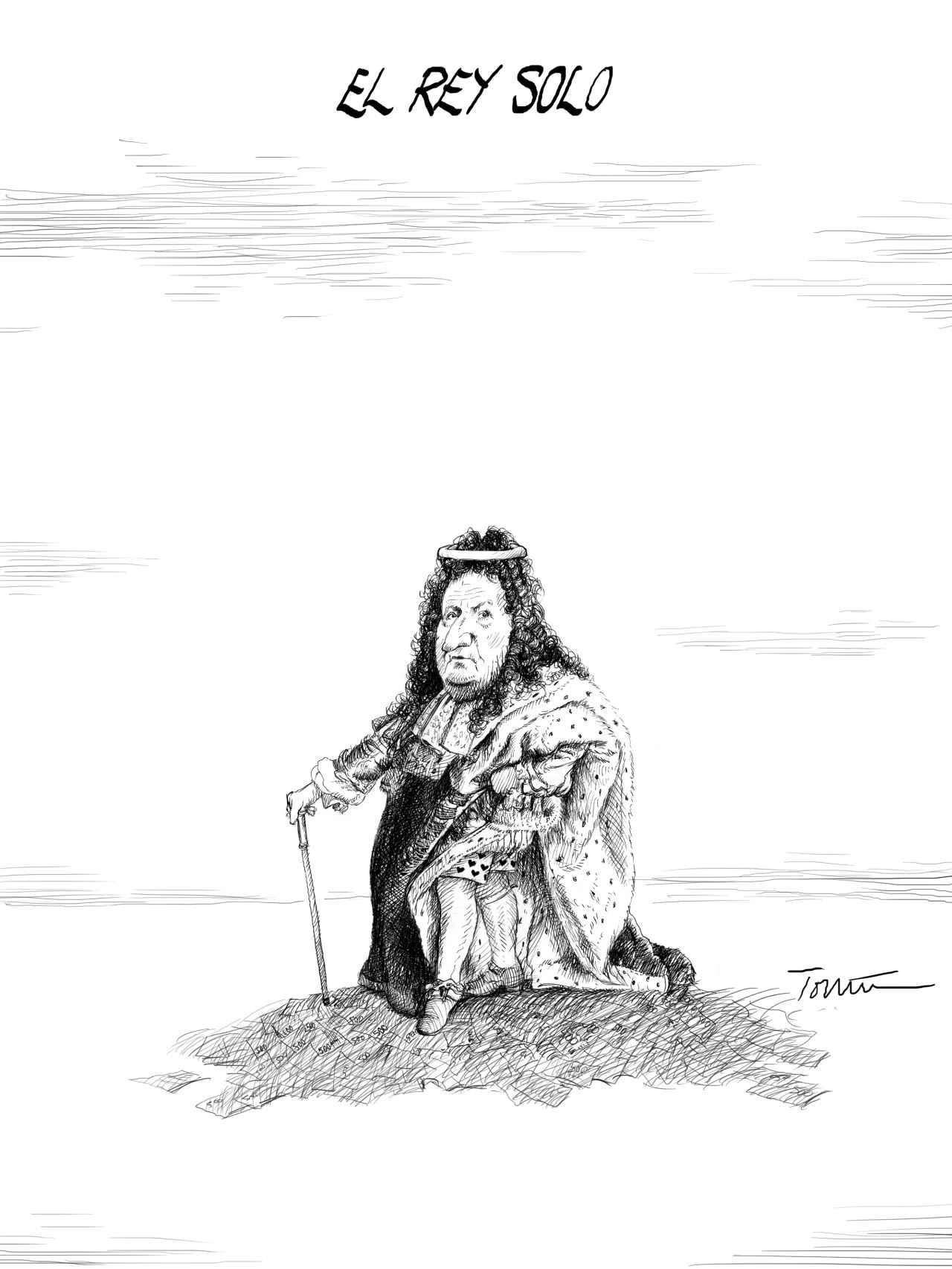 El Rey Solo