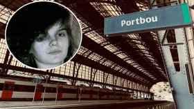Novia ahorcada en Portbou.