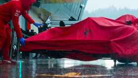 Ferrari en el Gran Premio de Austria F1