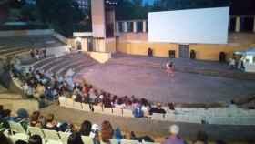 El cine de verano de Toledo